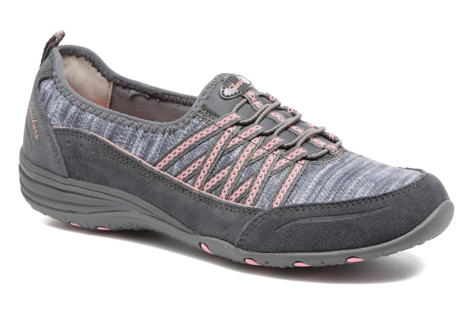 Baskets Skechers Unity Eternal Bliss Gris vue détail/paire