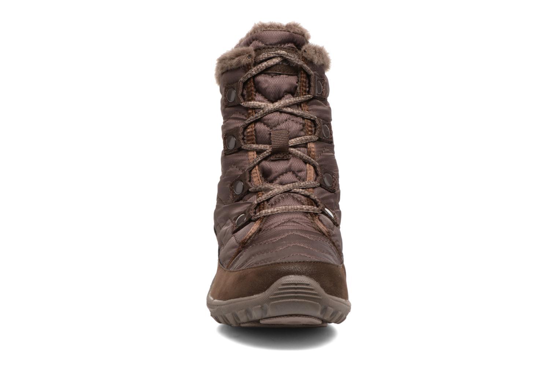 Ankelstøvler Skechers Reggae Fest Vector Brun se skoene på