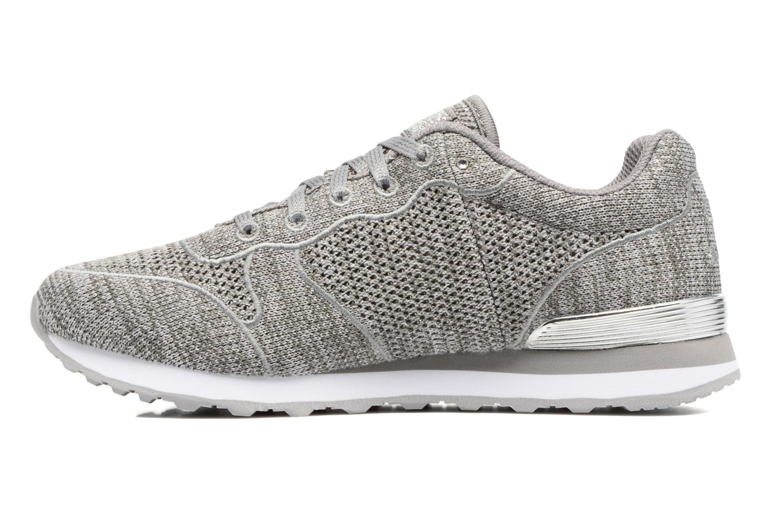 Deportivas Skechers OG 85 Low Flyers Gris vista de frente