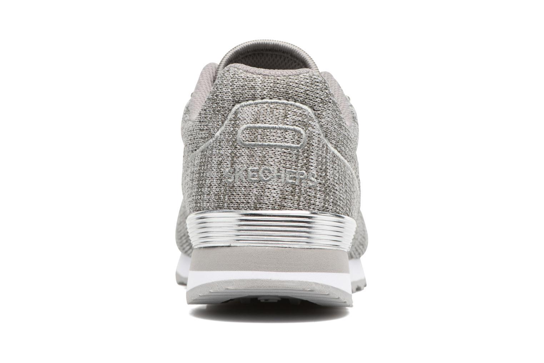 Sneaker Skechers OG 85 Low Flyers grau ansicht von rechts