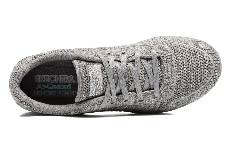 Sneaker Skechers OG 85 Low Flyers grau ansicht von links