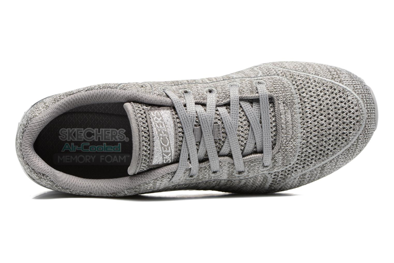 Trainers Skechers OG 85 Low Flyers Grey view from the left