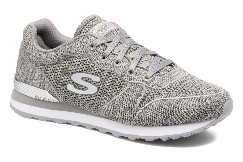 Sneakers Skechers OG 85 Low Flyers Grijs detail