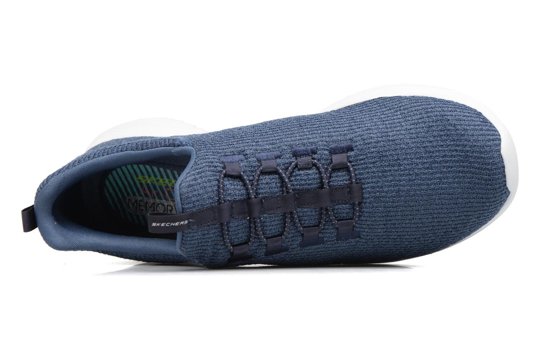 Chaussures de sport Skechers Ultra Flex Bleu vue gauche