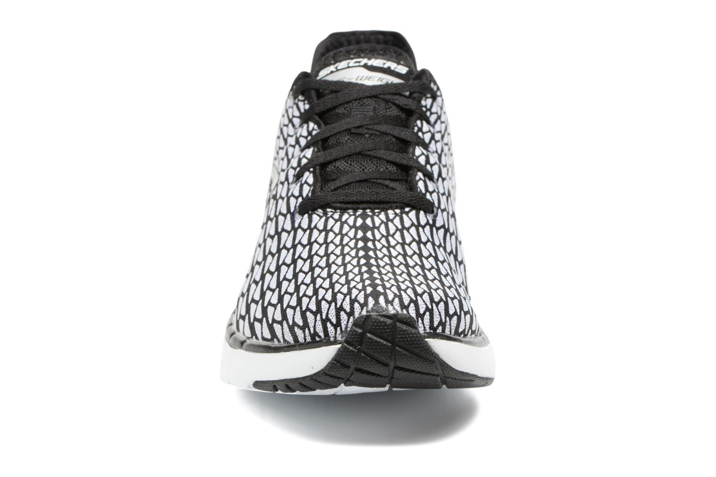 Sport shoes Skechers Skech-Air infinity Free fallin Black model view