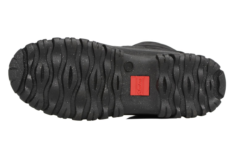 Sportschuhe Skechers Windom dry spell schwarz ansicht von oben
