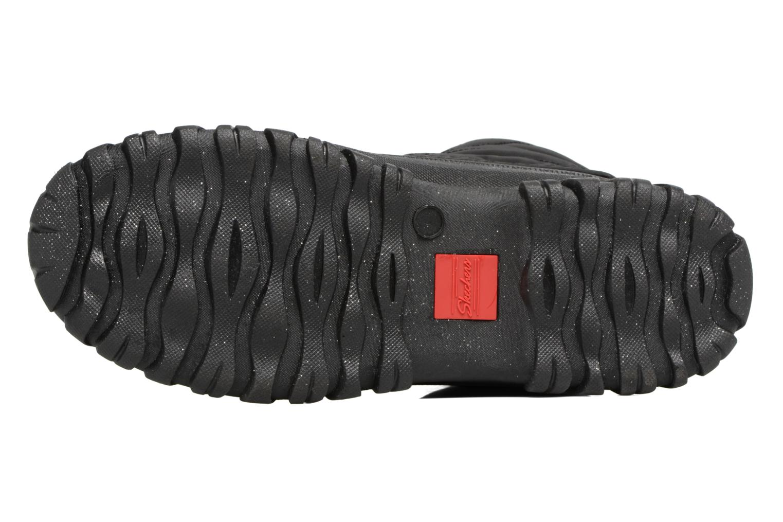 Zapatillas de deporte Skechers Windom dry spell Negro vista de arriba