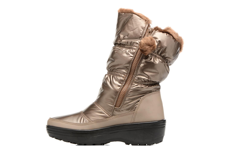 Zapatos promocionales Skechers Alaska Abyss (Oro y bronce) - Zapatillas de deporte   Descuento de la marca