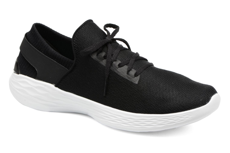 Zapatillas de deporte Skechers You Inspire Negro vista de detalle / par