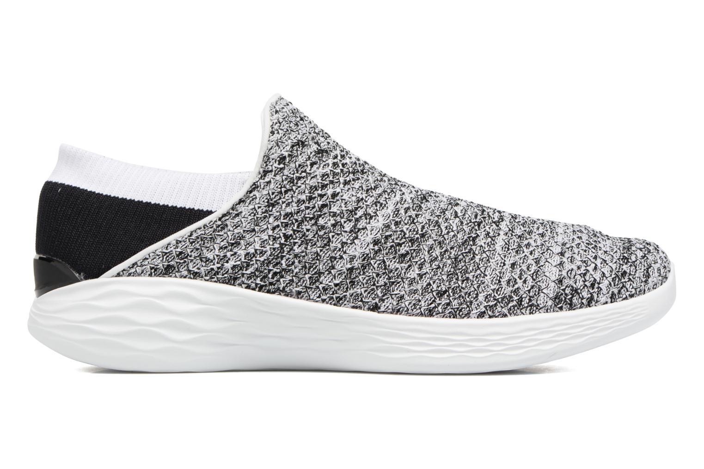 Chaussures de sport Skechers You Gris vue derrière