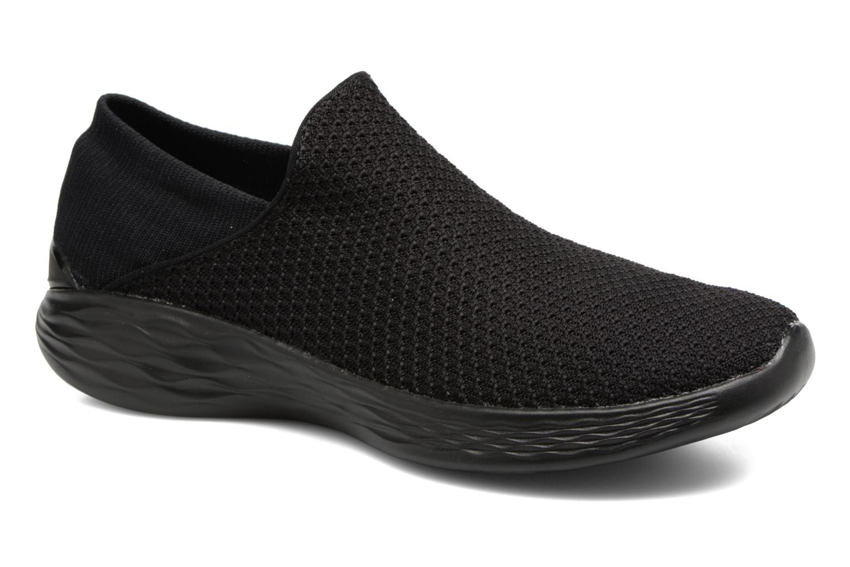 Recortes de precios estacionales, beneficios de descuento Skechers You (Negro) - Zapatillas de deporte en Más cómodo