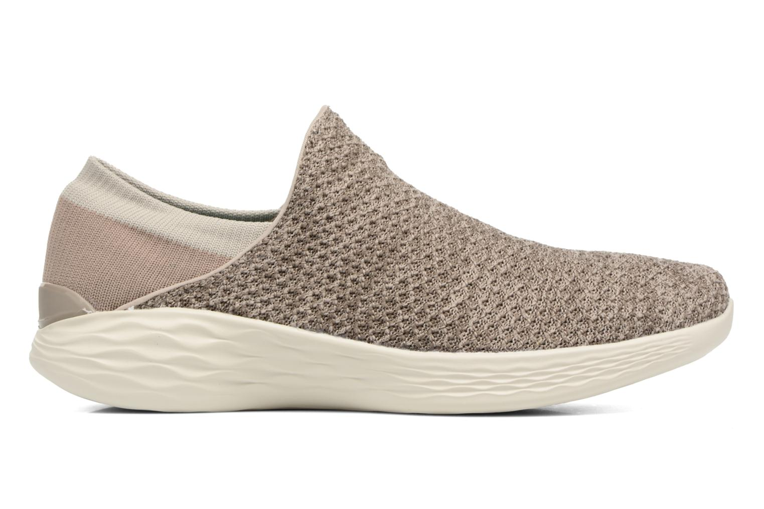 Sport shoes Skechers You Beige back view
