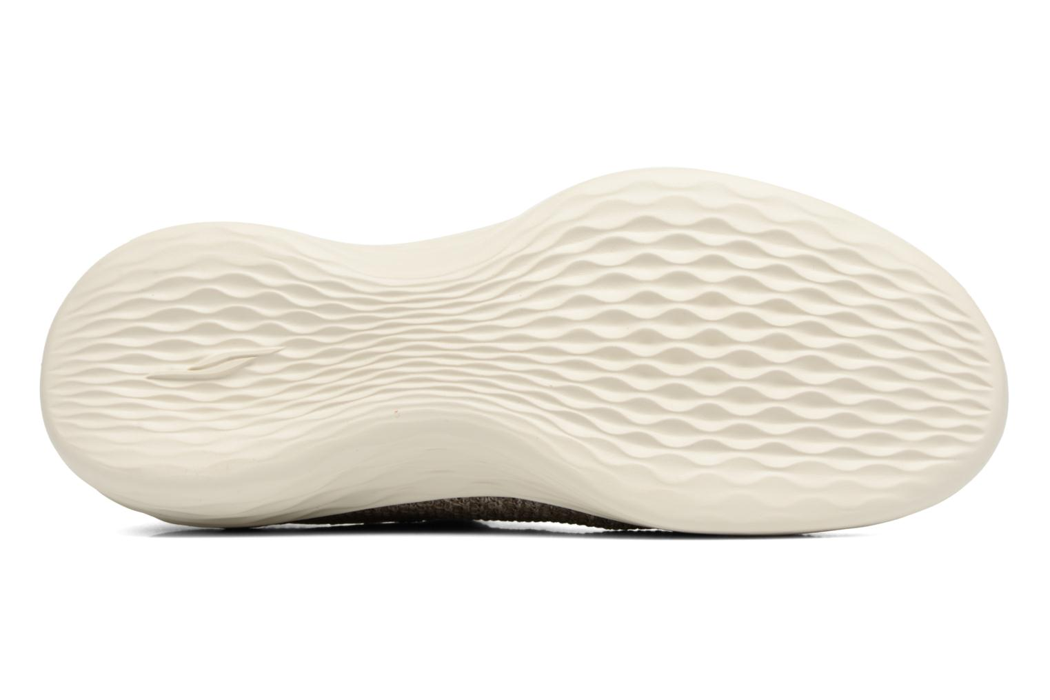 Sport shoes Skechers You Beige view from above