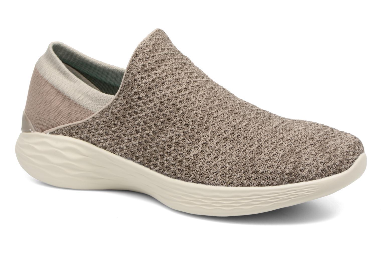 Skechers You (Beige) - Chaussures de sport chez Sarenza (317281)