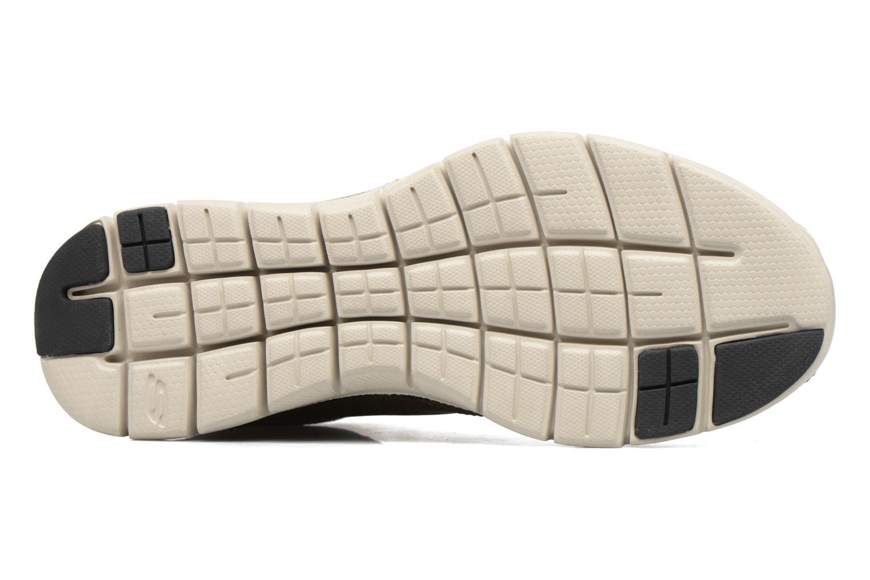 Zapatillas de deporte Skechers Flex Advantage 2.0 Marrón vista de arriba