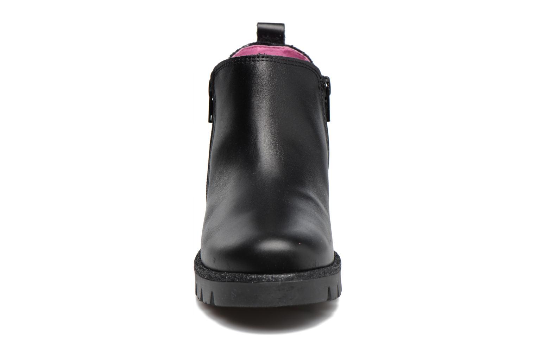 Bottines et boots Pablosky Joana Noir vue portées chaussures