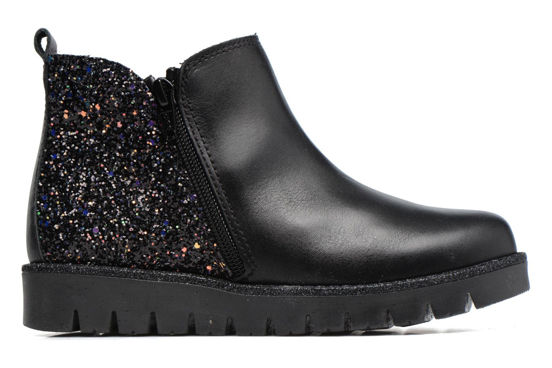 Bottines et boots Pablosky Joana Noir vue derrière