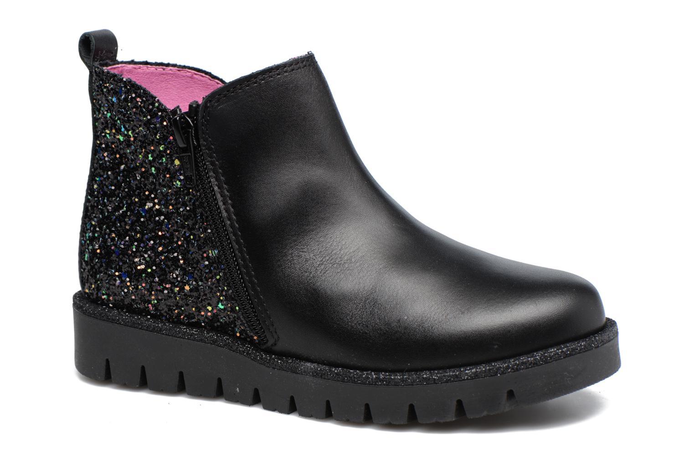 Bottines et boots Pablosky Joana Noir vue détail/paire