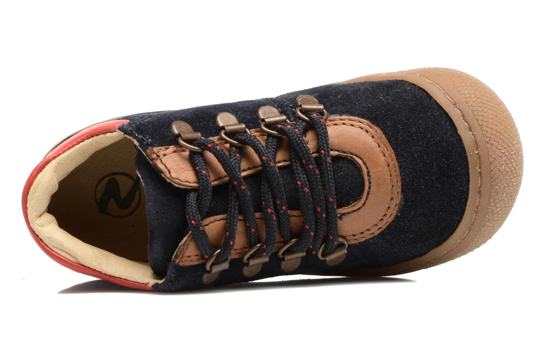 Bottines et boots Naturino Naturino 4674 Bleu vue gauche