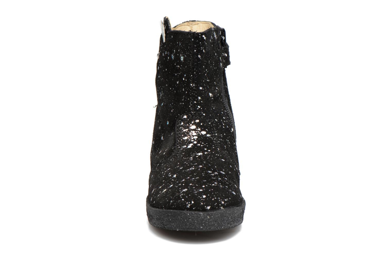 Bottines et boots Naturino Falcotto 1597 Noir vue portées chaussures