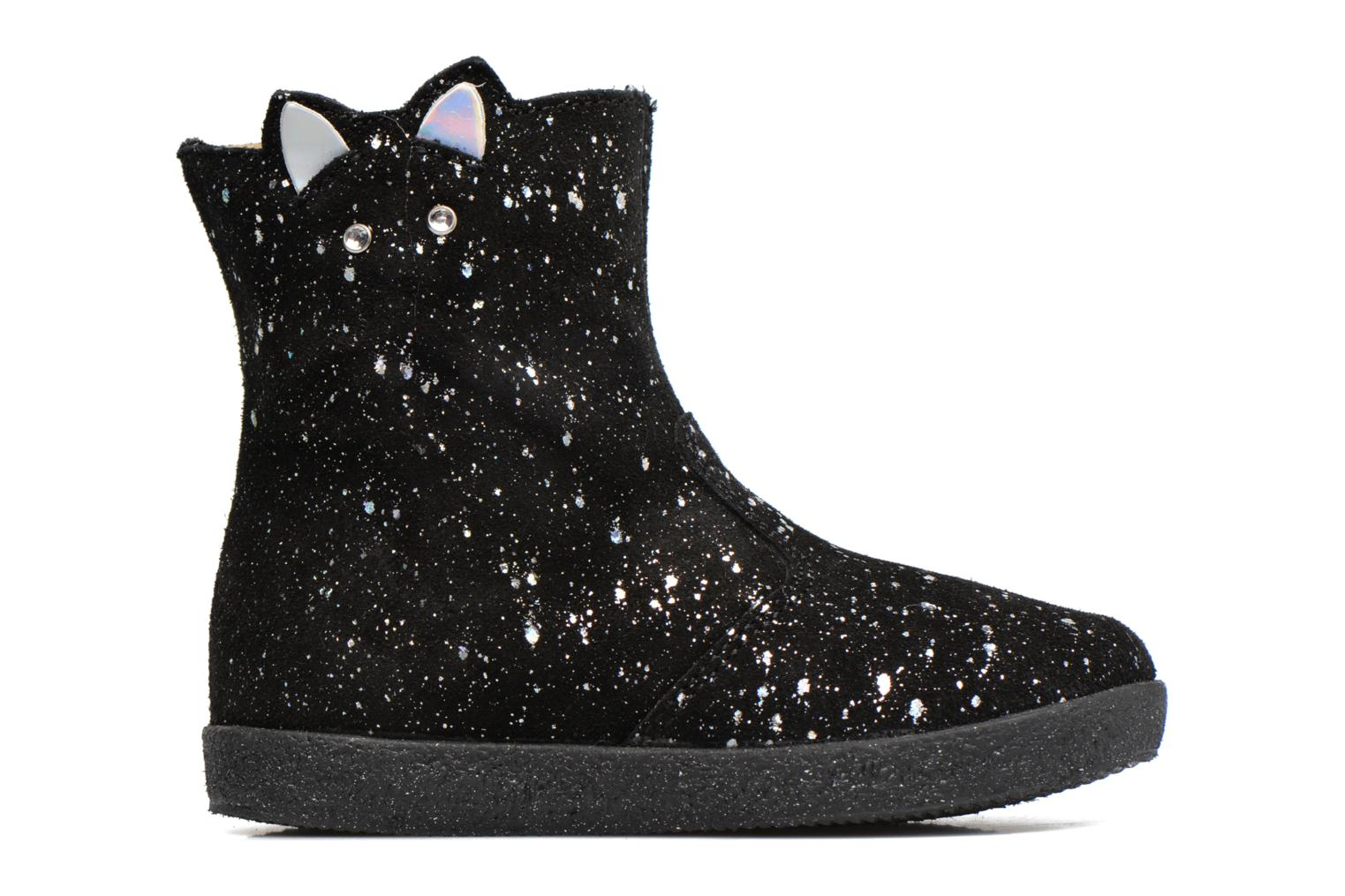 Ankle boots Naturino Falcotto 1597 Black back view