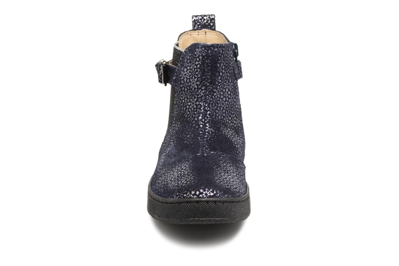 Bottines et boots Naturino Naturino 5232 Bleu vue portées chaussures