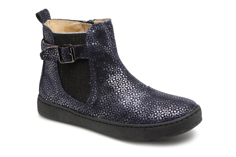 Bottines et boots Naturino Naturino 5232 Bleu vue détail/paire