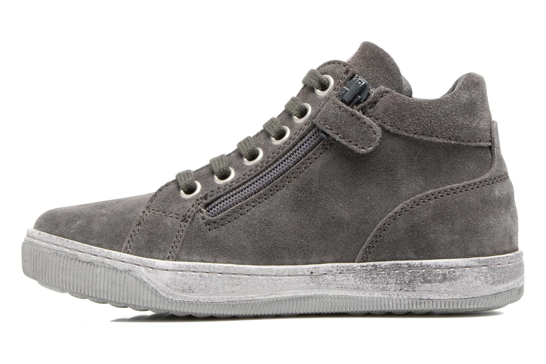 Sneakers Naturino Ground Grijs voorkant