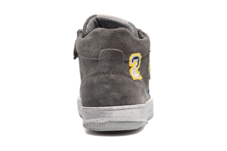 Sneakers Naturino Ground Grijs rechts