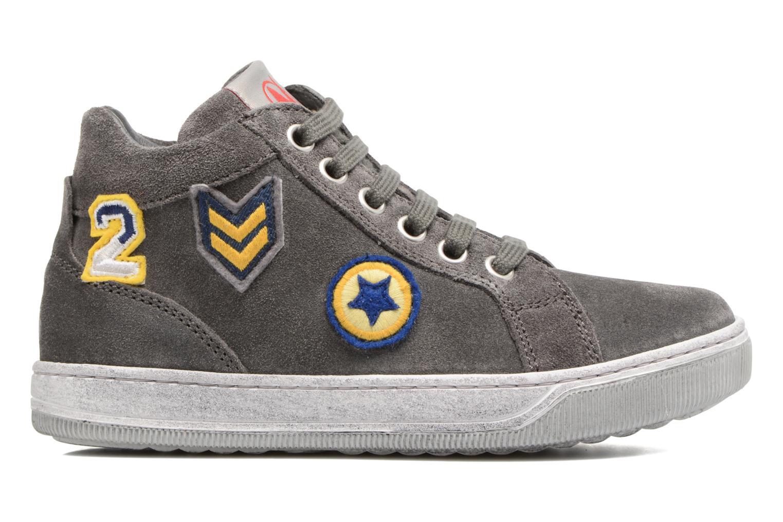 Sneakers Naturino Ground Grijs achterkant