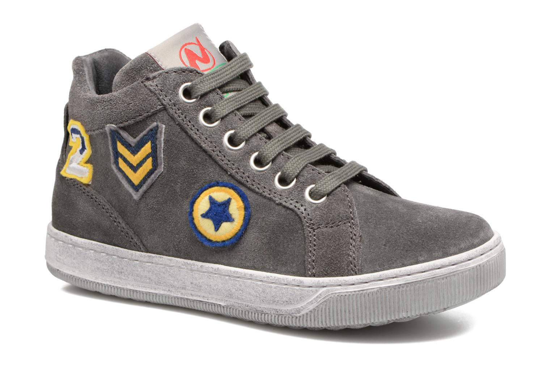 Sneakers Naturino Ground Grijs detail