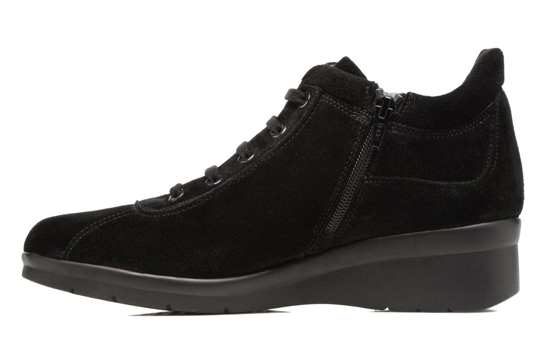 Sneaker The Flexx Paul Walker schwarz ansicht von vorne