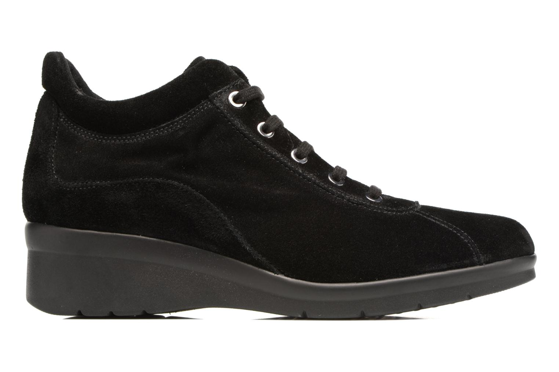 Sneaker The Flexx Paul Walker schwarz ansicht von hinten