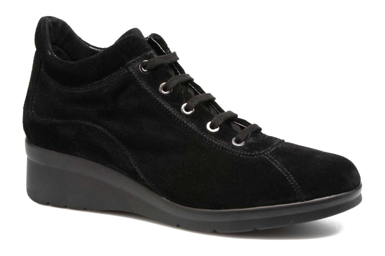 Sneaker The Flexx Paul Walker schwarz detaillierte ansicht/modell