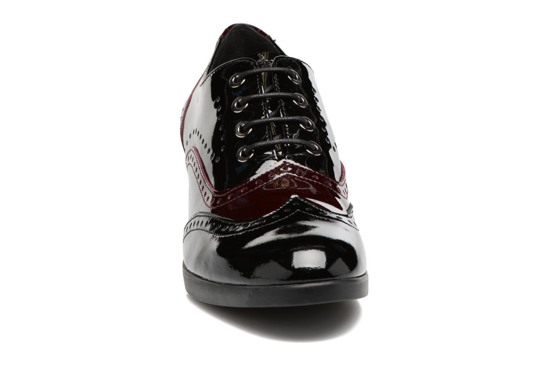 Chaussures à lacets The Flexx Ariel Noir vue portées chaussures