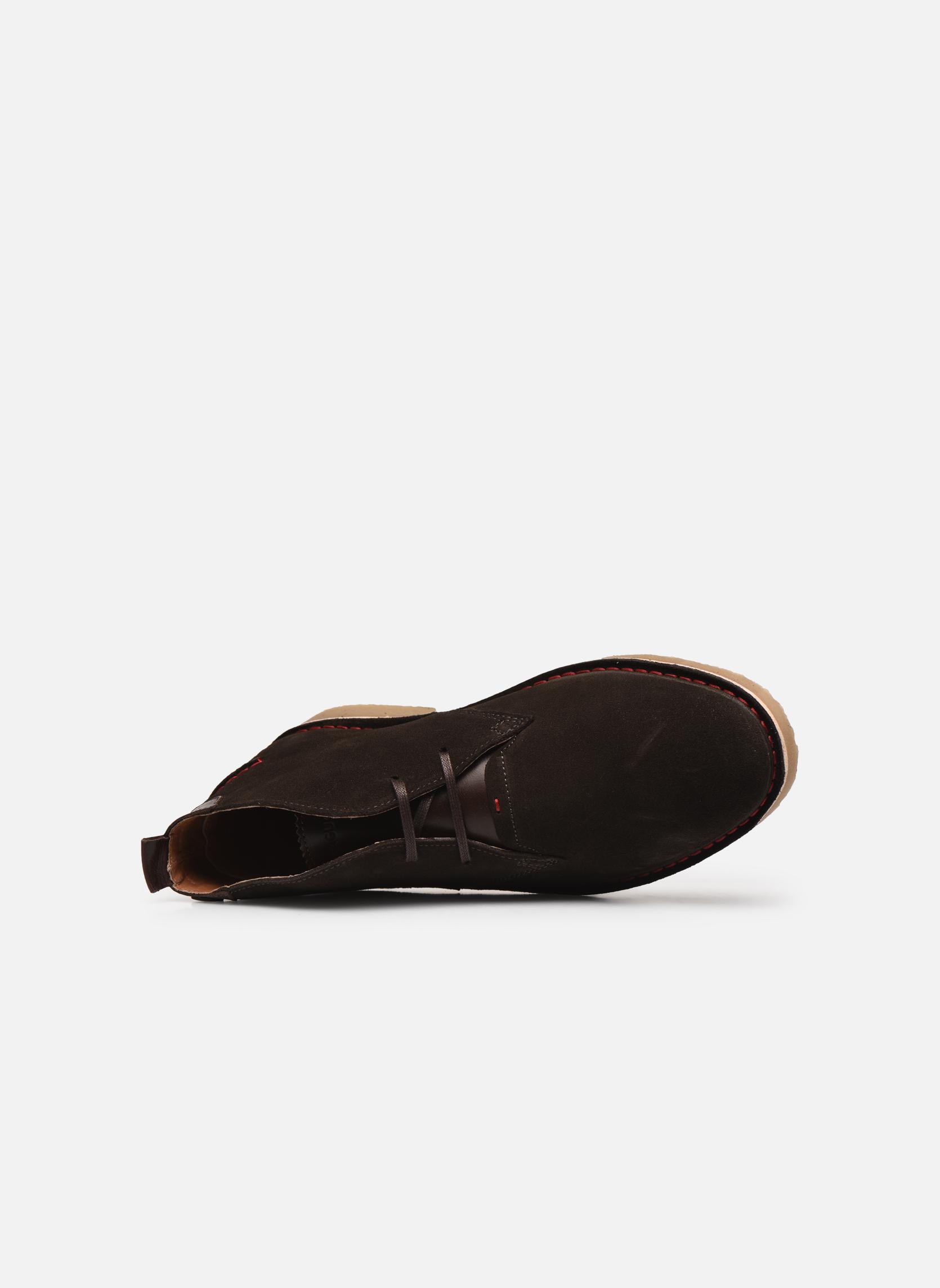Boots en enkellaarsjes Faguo LEBANON02 Grijs links