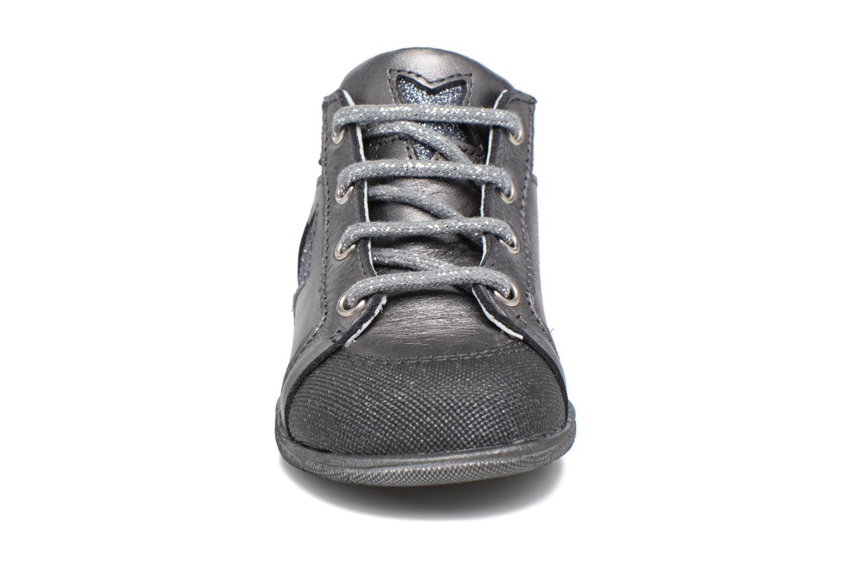 Bottines et boots Little Mary Celeste Argent vue portées chaussures