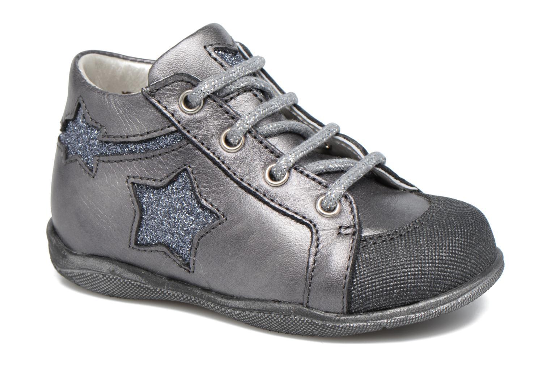 Bottines et boots Little Mary Celeste Argent vue détail/paire