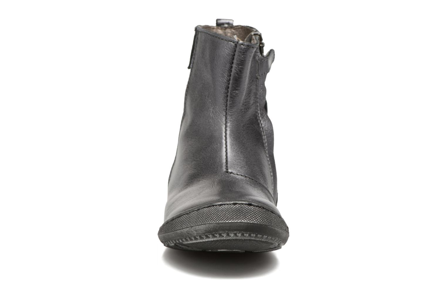 Ankle boots Little Mary Constance Silver model view