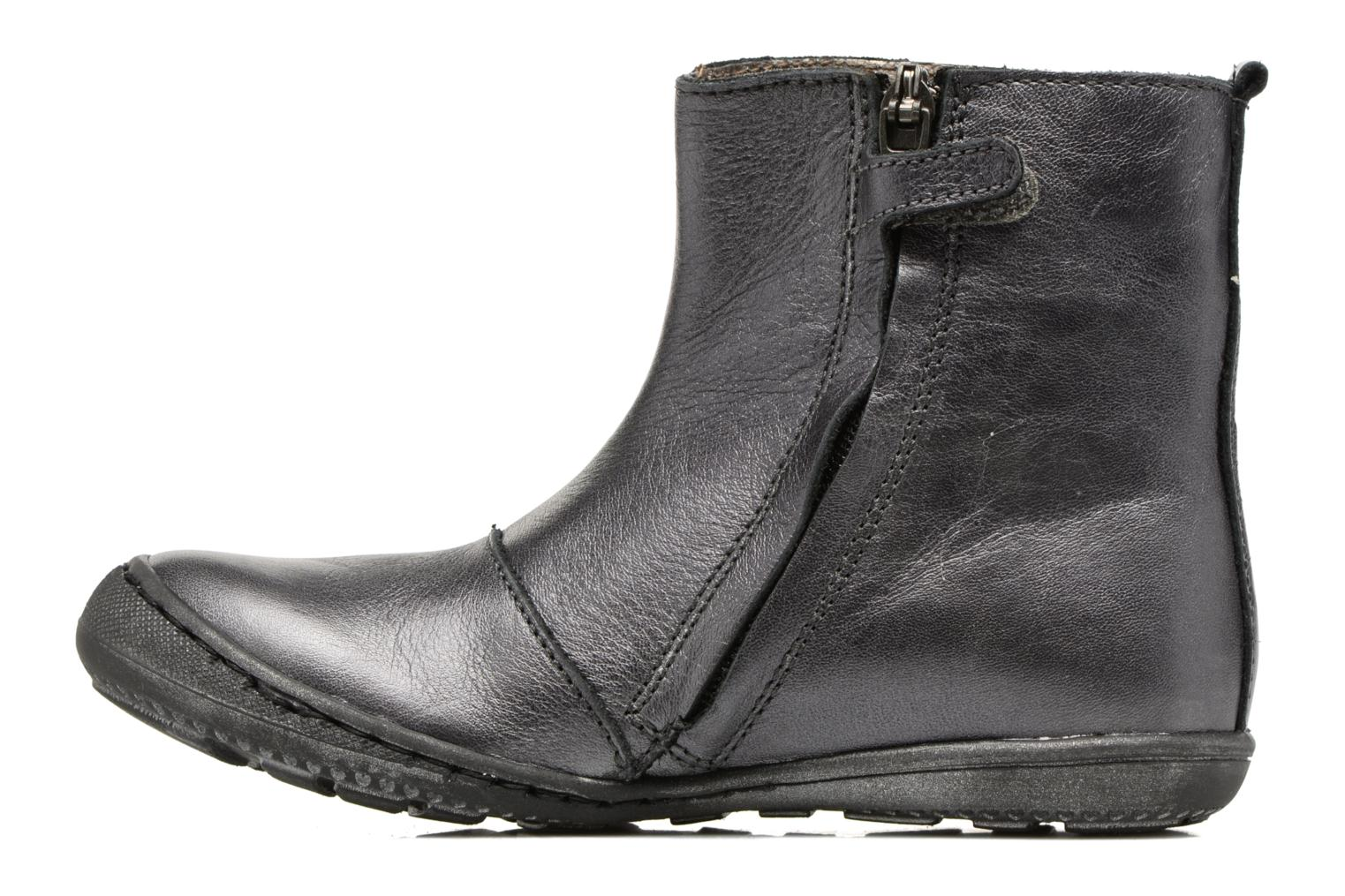 Ankle boots Little Mary Constance Silver front view
