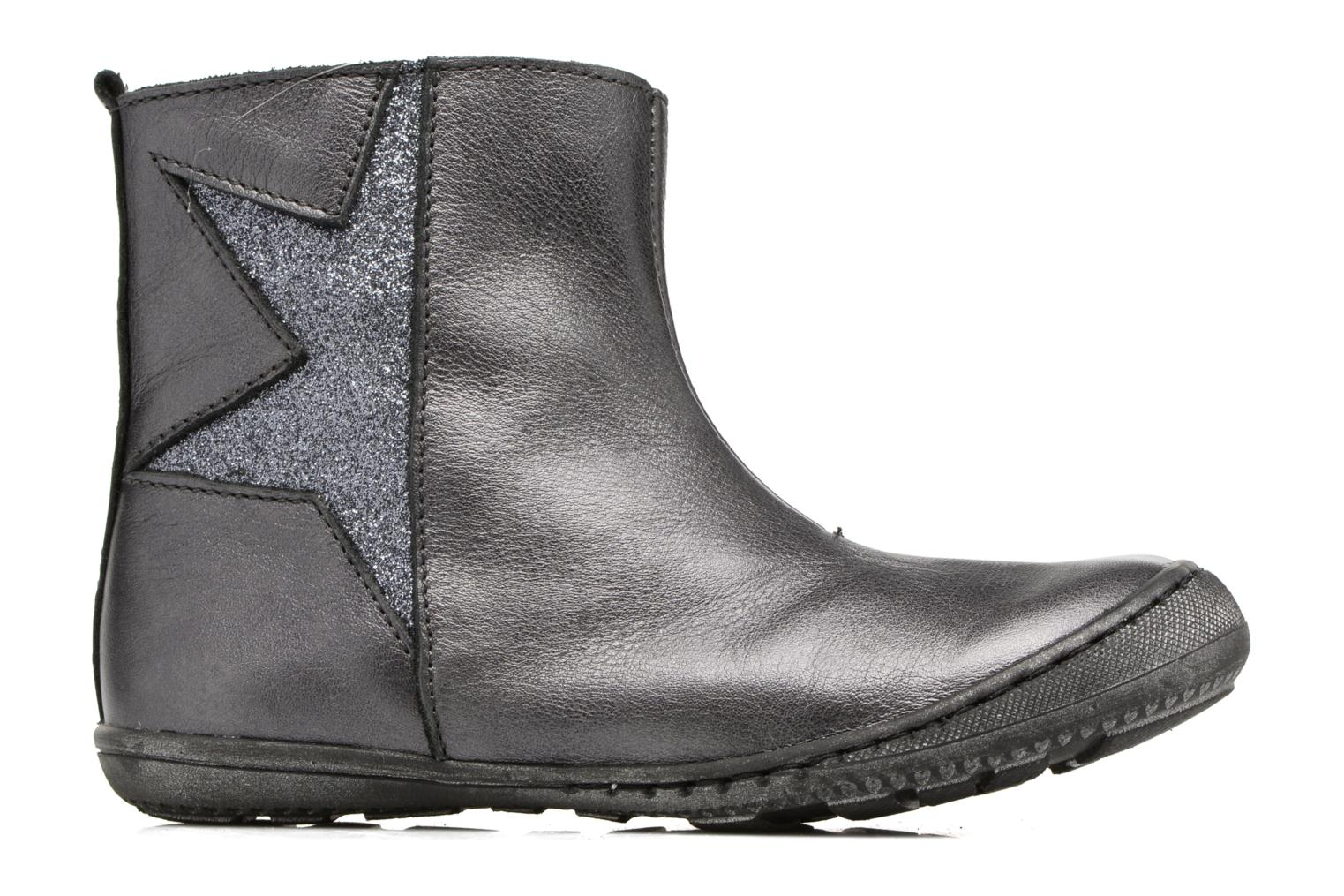 Ankle boots Little Mary Constance Silver back view