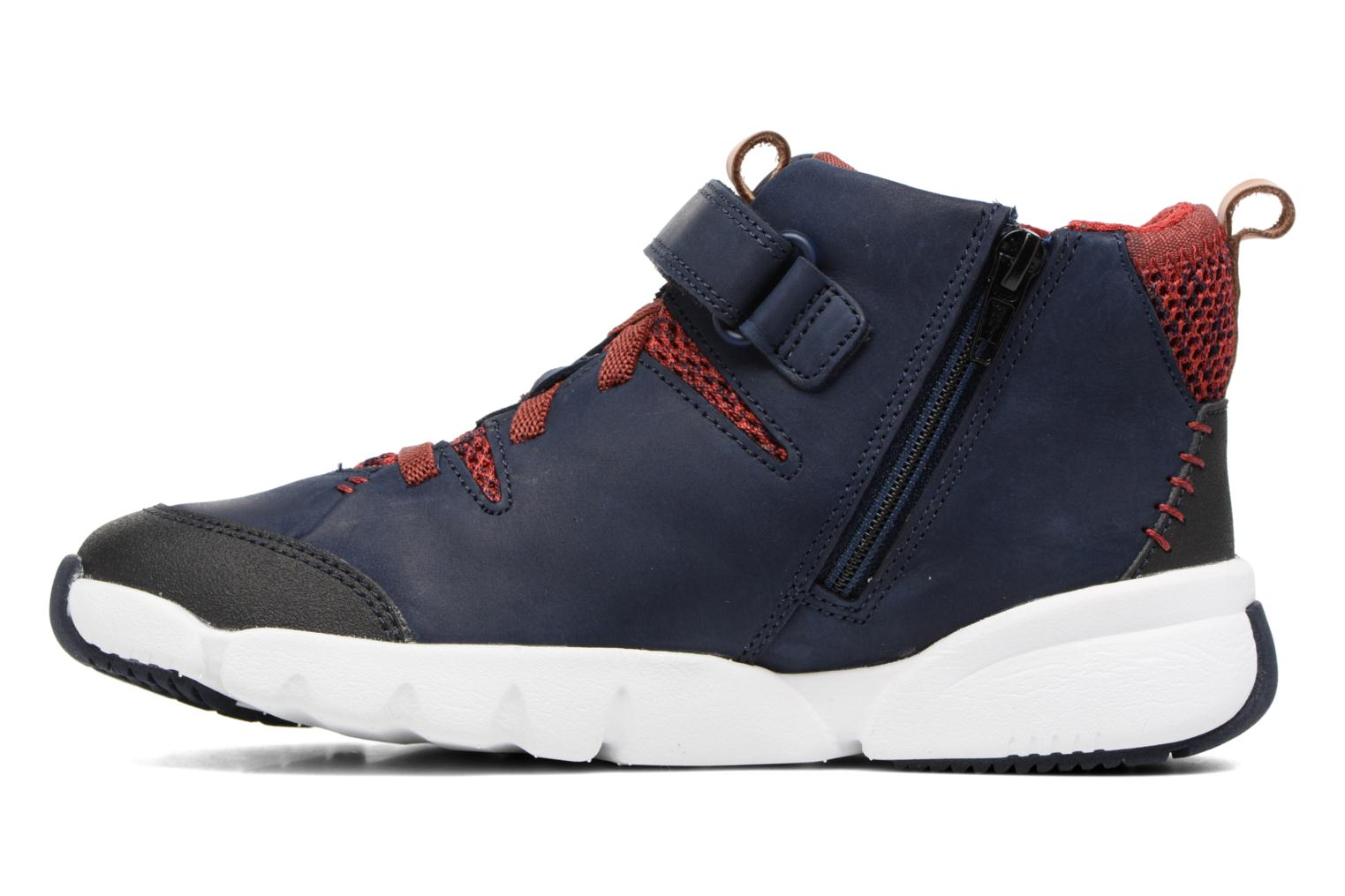 Tri Mimo Navy leather