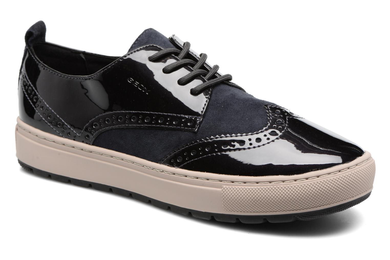 Grandes descuentos últimos zapatos Geox D Breeda B D742QB (Azul) - Deportivas Descuento