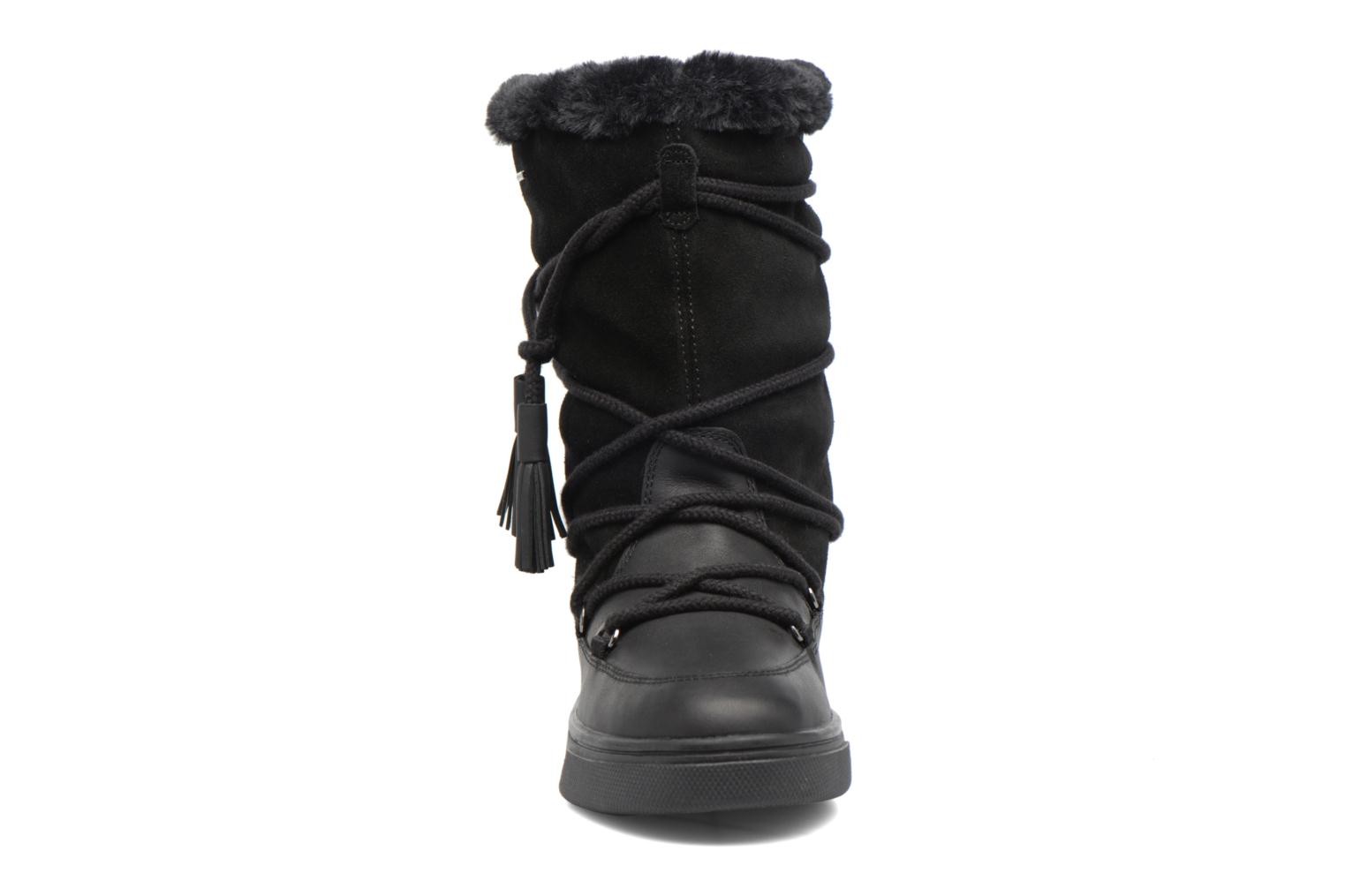 Boots & wellies Geox D Mayrah B Abx A D743MA Black model view