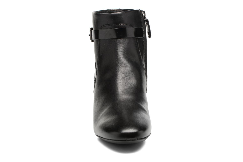 Ankle boots Geox D Audalies M.B D743YB Black model view