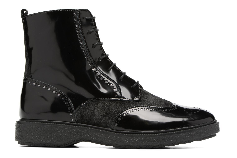 Ankle boots Geox D Prestyn A D745WA Black back view