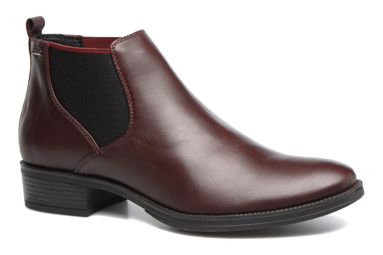 Grandes descuentos últimos zapatos Geox D Mendi Np Abx A D746SA (Vino) - Botines  Descuento
