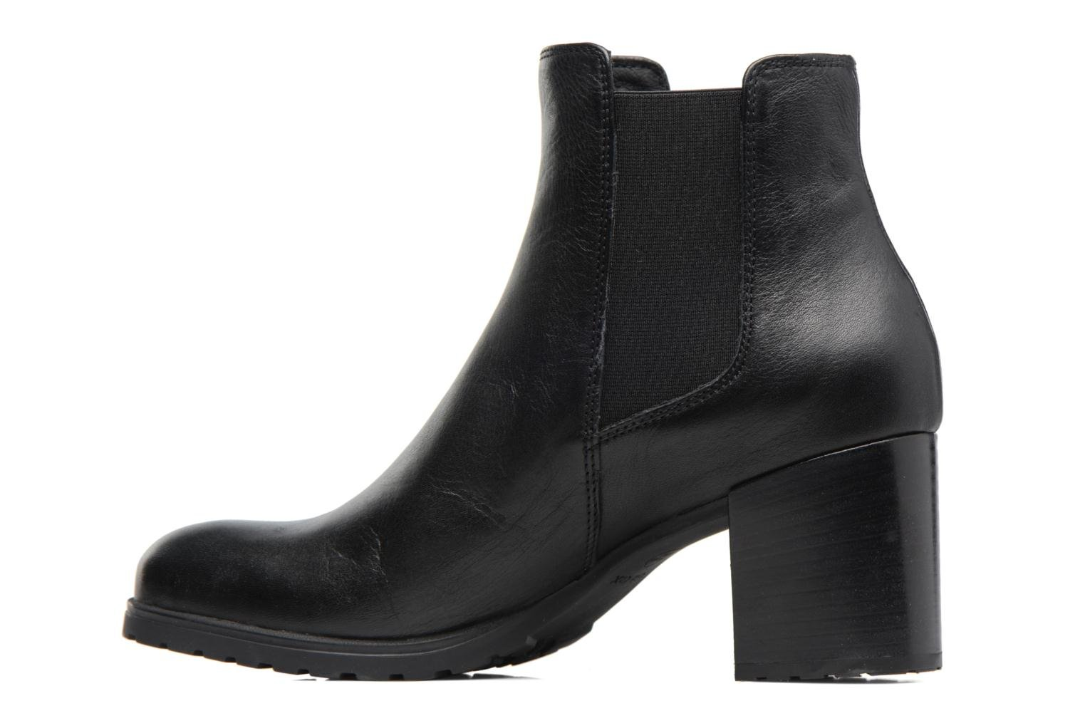 Ankle boots Geox D New Lise D D746VD Black front view