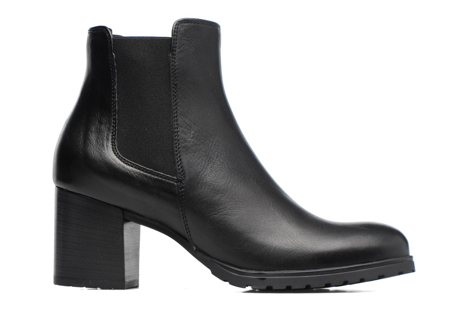Ankle boots Geox D New Lise D D746VD Black back view
