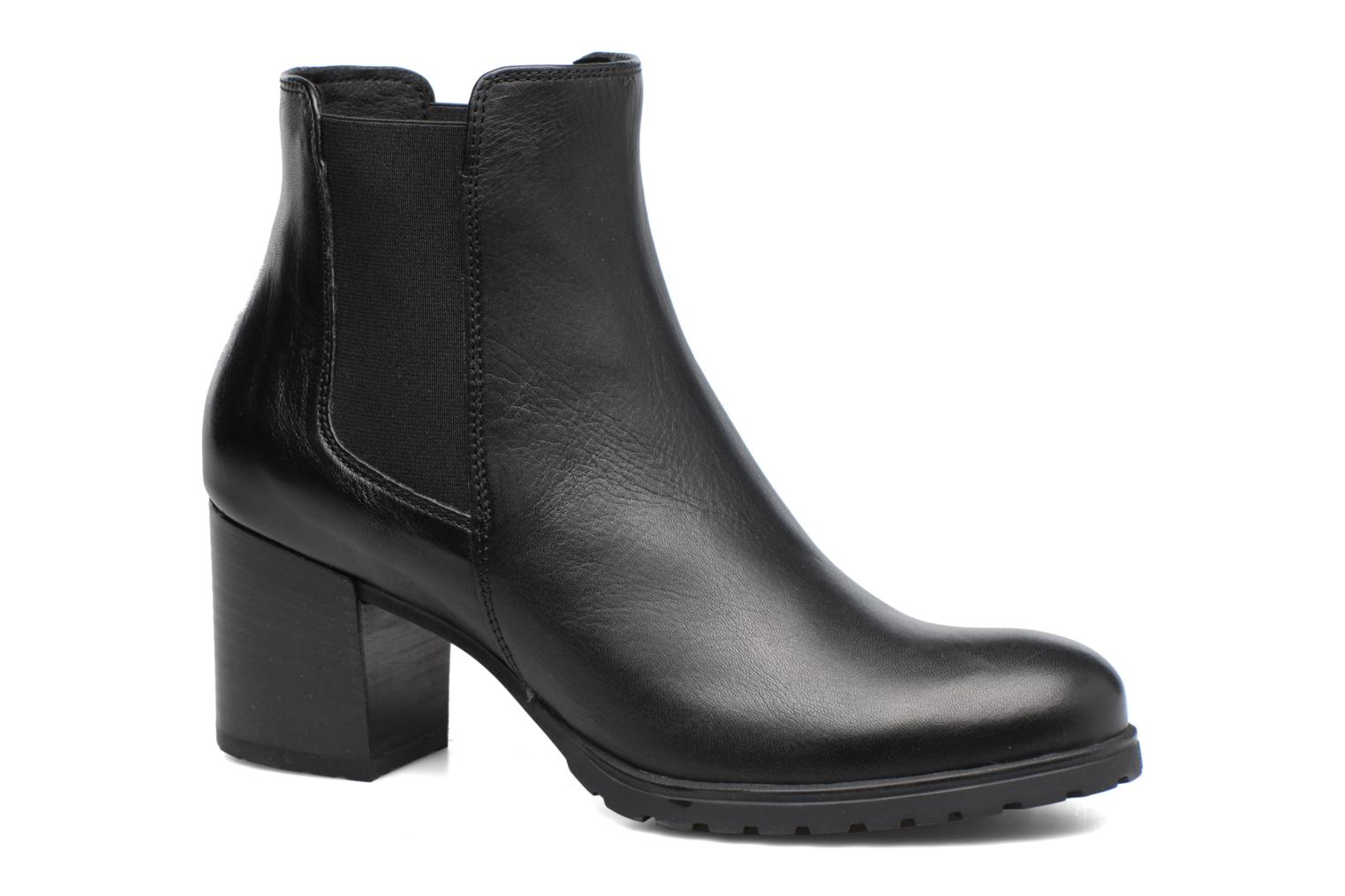 Ankle boots Geox D New Lise D D746VD Black detailed view/ Pair view